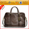 2014 new arrival italian leather hand made bags handbag fashion for men