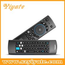 2.4GHz MeLE F10 Pro Earphone for Laptop Android Tablet PC TV Box microsoft dark keyboards wireless keyboard