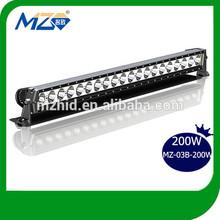 200W Bike/motorcycle Off-Road Vehicles, Trucks Light Bar CREE for ATV (MZ-03B-200W)