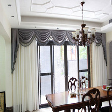 motorized window curtain for hall