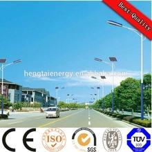8m 60w High Lumen for Village, Park, Garden, Road, Parking Lot Solar Powered LED Light