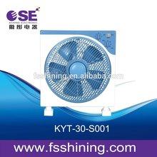 Home appliances 2014 new model 12 inch electric box fan