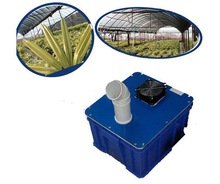 Ultrasonic mist humidifier ideal for greenhouse fogger