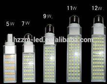 HIGH QUALITY 3w 5w 7w 8w 9w 11w 12w 13w 15w PL led lamp