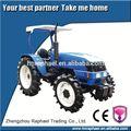 Raphaël 60hp 4wd tracteur agricole machines/de direction hydraulique