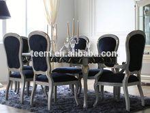 2014 Divany european classic luxury dining room furniture viro wicker outdoor furniture BA-1203