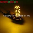 car led fog lamp Car Vehicle H11 68 3528 SMD LED AMBER Head High Fog/Daytime Bulb Lamp Light 12V