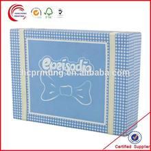 T-shirt box plain for apparel promotion