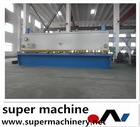 QC11Y series hydraulic guillotine shear,chin chin cutting machine