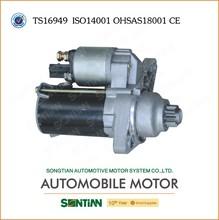 Bosch and Valeo Quality 12V DC Electric Starter Motor for VW GOLF A6 POLO SKODA
