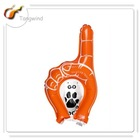 TW313-2 Eco-friendly Promotion Printed Cheering PE Giant Inflatable Hand/PE Inflatable Hand/PE Inflatable Glove