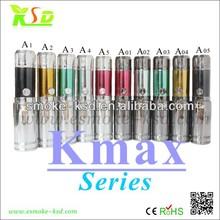 China manufacture colorful vv mod etelescope style ecigarette ksd kmax
