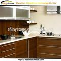 china alibaba nova chegada de madeira armários de cozinha