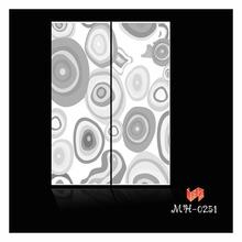 CKUV Color Painted MDF UV Board for wardrobe & home interior decoration MH-0251 sliding door hardware wardrobes furniture