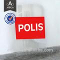 bouclier anti emeute bouclier en polycarbonate
