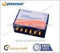 Segunda generación de fluorescencia- a base de fibra óptica sensor de temperatura