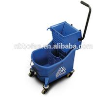 KD-WB01 Mop Wringer bucket ,Bucket with Wringer ,33L