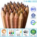 caliente la venta de madera natural lápiz de papelería venta al por mayor de china