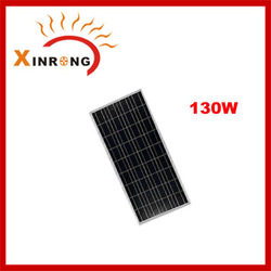 130W Cheaper Cheap Price Cigs Solar Panel