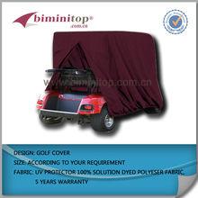 marine grade golf cart cover with doors china factory