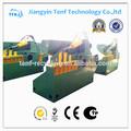 Q43-1600 vente directe d'usine de fer en acier débris cisaille crocodile métallique machine de découpe