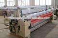 Qingdao hengxinjia jwb408-iii 280cm de alta velocidad de chorro de agua pesada en telar sulzer textil de la máquina de tejer telar