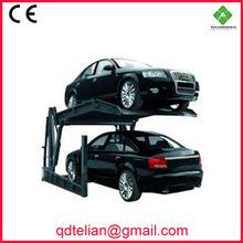smart used home garage equipment mini tilt parking system