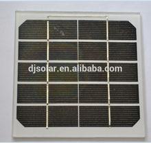 Cheap Glass laminated solar panel