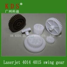 fuser gear for hp 4014 4015 printer fuser roller gear plastic gear