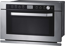 Electric commercial or domestic microwave oven