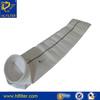 Suzhou huilong supply high quality high temperature fiberglass filter bag