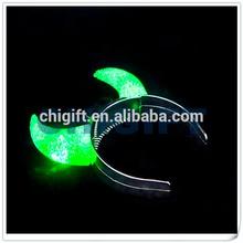 Glow LED Devil Horn
