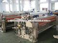 qingdao hengxinjia jwb622 260cm de alta velocidad de chorro de agua pesada en telar sulzer textil de la máquina de tejer telar