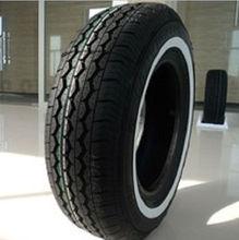 185R14C 195R14C 195R15C Hirunner white wall car tyre