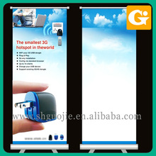 Cheap roll up banner display stand provider