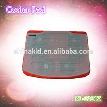 2014 new adjustable mini laptop cooler pad