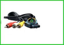 length 1.8m AV Cable For Nintendo N64