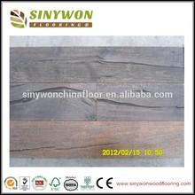 4mm Top Layer Reclaimed Wide Plank Engineered Oak Flooring