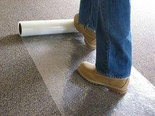 Carpet Shield Surface Protective Film