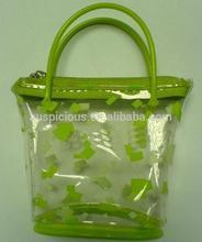 Eco Friendly Plastic Recycling PVC Tote Bag