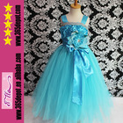 Wholesale hot selling baby girl party dress children frocks designs