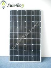 Cheap Solar Panel Monocrystalline 100W