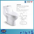 LWCE1054 Sanitary Ware wash down system modern popular bathroom toilet wc price