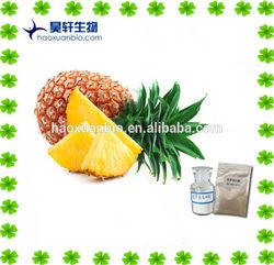 Natural Pineapple Extract/Bromelain enzyme (800GDU/g-3500GDU/g)