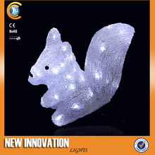 2014 Best Selling Led Light Acrylic Fox