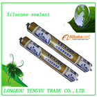 Sausage packing silicone sealant