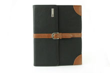 Fashion Jean case notebook leather case for ipad Air