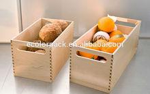 Hot Sale Custom Wood Fruit Box