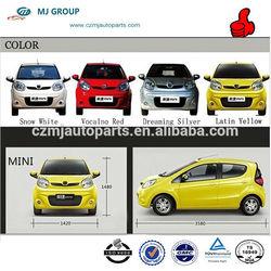 4 seats electric automobiles for citizen series