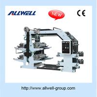 Full automatic 6 colors flexo printing machine